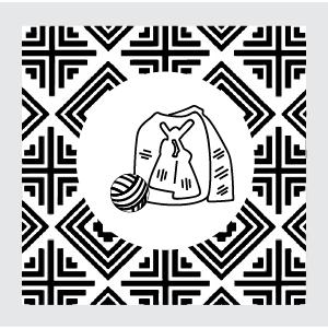 Custom Wayuu Bags