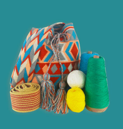 build a wayuu bag