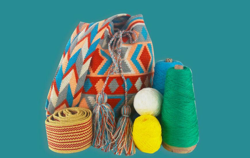 build a wayuu bag